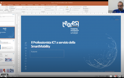 Il Professionista ICT a servizio della SmartMobility