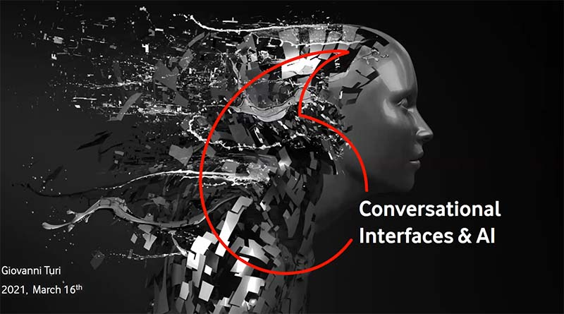Conversational Interfaces e Artificial Intelligence: il caso TOBi di Vodafone